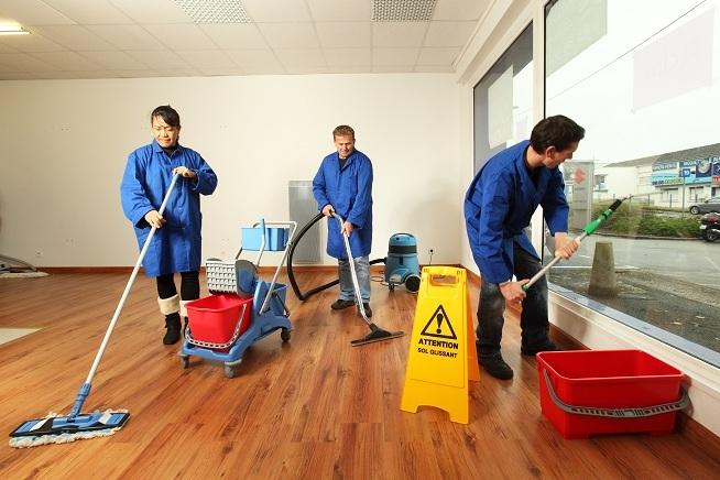 Agence de nettoyage brest