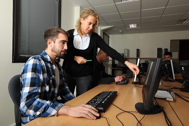 Formation bureautique et nouvelles technologie au CLPS à Fougères en Bretagne.