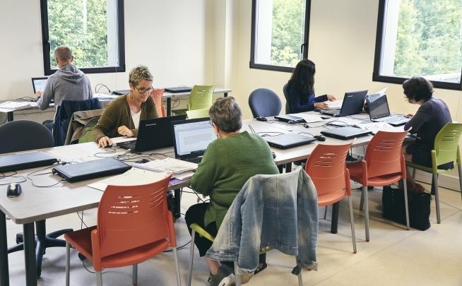 Formation bureautique et nouvelles technologie au CLPS à Brest en Bretagne.