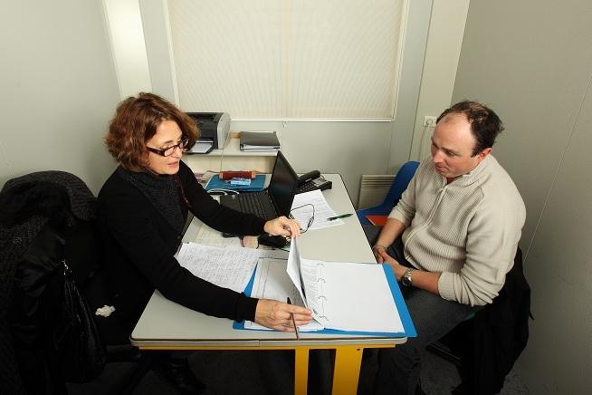 Formation cléA au CLPS à Lesneven en Bretagne.