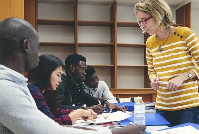 Formation compétences FLE au CLPS en Bretagne.
