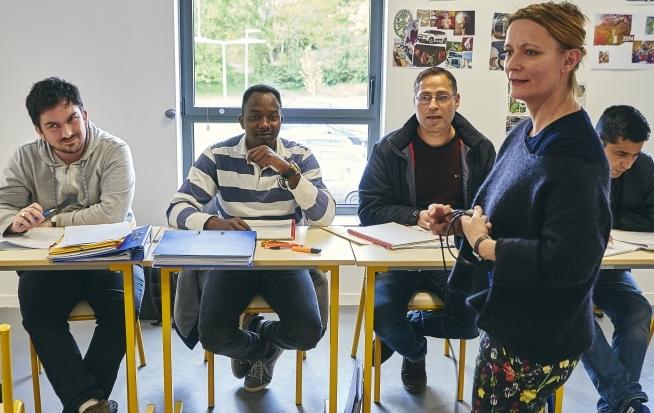 Formation compétences FLE au CLPS à Brest en Bretagne.