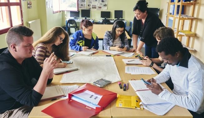 formation d'orientation professionnelle POP en Bretagne avec CLPS