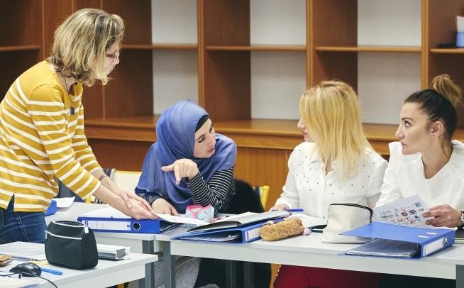 orientation et apprentissage du français langue étrangère en Bretagne avec le CLPS