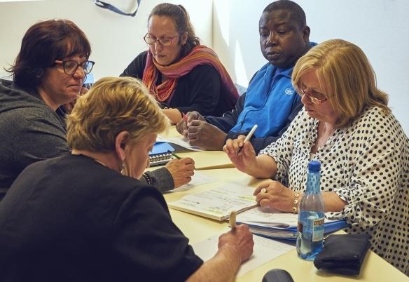 Formation aux compétences transverses pour le retour a l'emploi en Bretagne avec le CLPS
