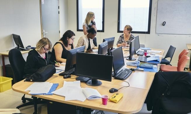 Formation pour la reconversion des personnes en maladie professionnelle au CLPS a Dinan