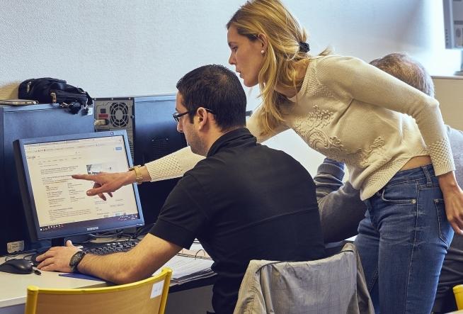 Formation de remobilisation vers l'emploi des assurés sociaux en longue maladie au CLPS en Bretagne