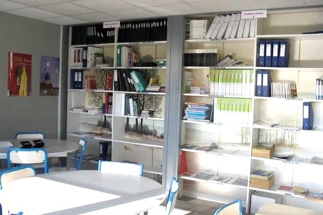 espace de ressource documentaire du centre de formation CLPS à Lannion