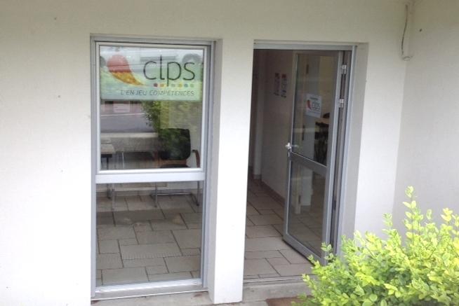 vue extérieure du centre de formation CLPS à Saint-Nazaire
