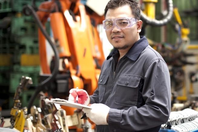 formation technicien de maintenance industrielle en Ille et Vilaine au CLPS