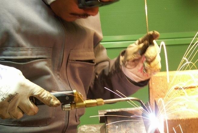 formation soudeur industriel en Ille et Vilaine au CLPS