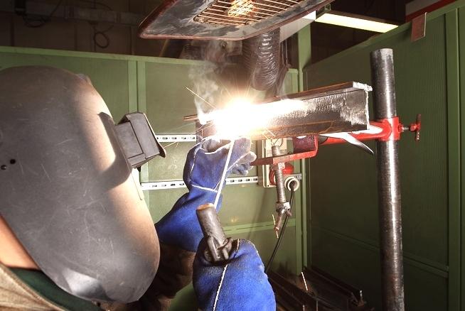 formation soudeur industriel au CLPS à Redon