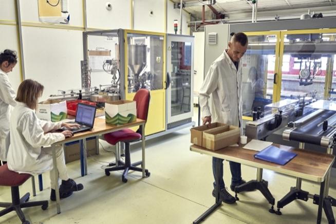 Formation de remise à niveau en conduite d'équipement industriel au CLPS à Redon