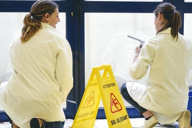 formation CAP agent de propreté et d'hygiène au CLPS à Quimper