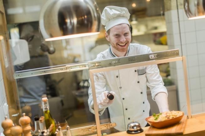 perfectionnement professionnel en restauration rapide au CLPS à Brest