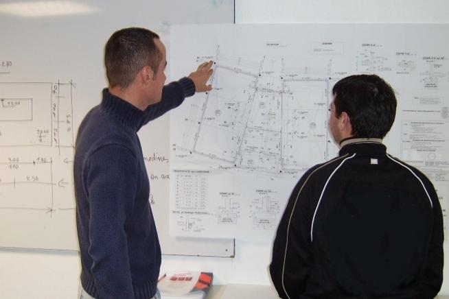 formation lecture de plans du bâtiment en Bretagne au CLPS