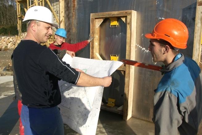 formation responsable de chantier du bâtiment en Bretagne au CLPS