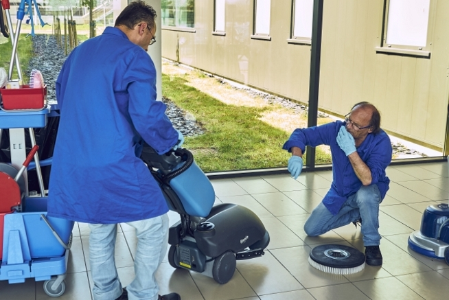 perfectionnement aux techniques de nettoyage en Bretagne au CLPS