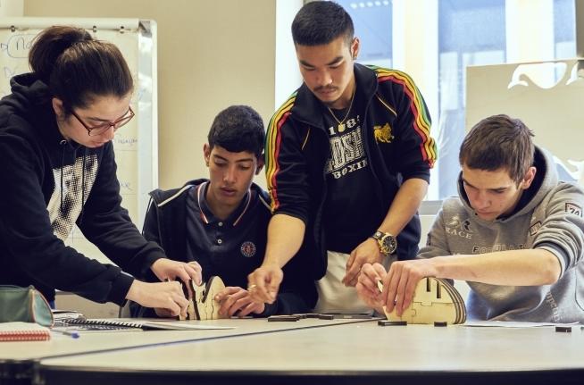 Formation Prépa Avenir Jeunes au CLPS à Vitré