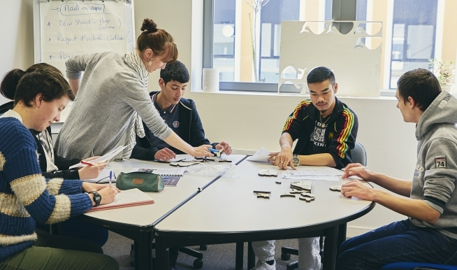 Formation Prépa Avenir Jeunes au CLPS à Brest