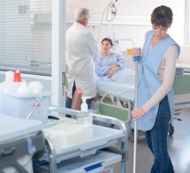 formation agent de service médico-social au CLPS
