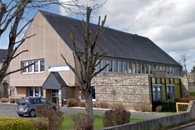 vue extérieure du centre de formation CLPS à Lannion