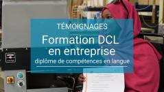 Formation DCL français : témoignages de salariés
