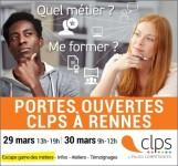 Portes ouvertes au CLPS à Rennes les 29 et 30 mars