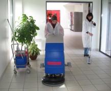 Autolaveuse / Monobrosse - Milieu protégé-travail adapté