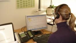 Standard téléphonique : la gestion des appels entrants - Milieu protégé-travail adapté