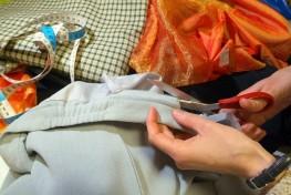L'entretien du linge et petite couture