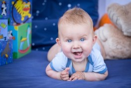 Le développement et l'éveil de l'enfant de 0 à 3 ans