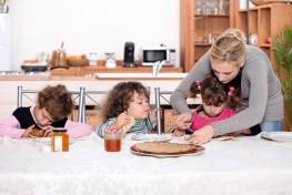 Repères et pratiques de l'alimentation du jeune enfant