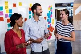 Le cadre intermédiaire et la gestion d'équipe (intra/inter)