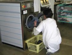 Hygiène en blanchisserie selon la méthode RABC - Milieu protégé-travail adapté