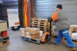 Développer les compétences en logistique