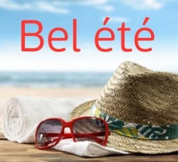 Les équipes CLPS vous souhaitent un bel été!