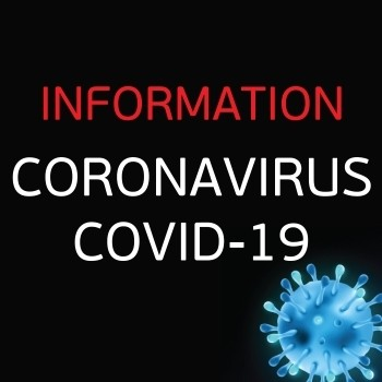 INFORMATION CORONAVIRUS - COVID19