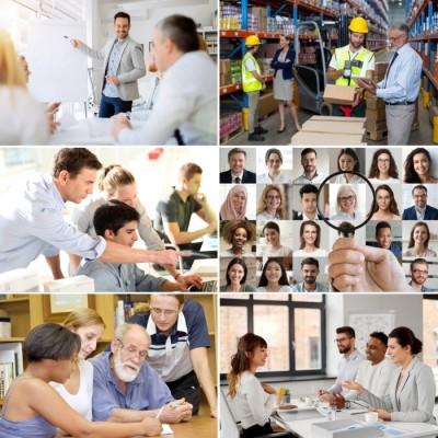 les partenariats des employeurs avec les centres de formation et le pôle entreprise du CLPS