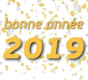 Meilleurs voeux du CLPS pour 2019