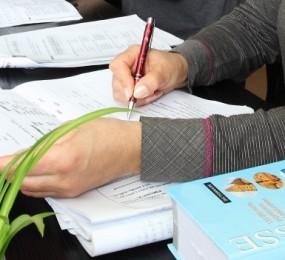 Poème d'une stagiaire Compétences clés au CLPS à Saint-Brieuc